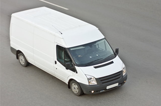 Glass Carrier Van Hire Solihull